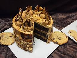 cookie cake delivery cookie cakes delivered chocolate chip cookie dough blast dessert