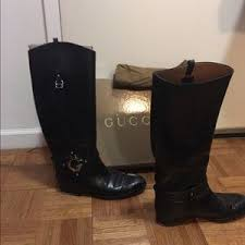 womens equestrian boots size 12 s gucci boots on poshmark