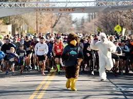 is your turkey trot going to burn that pie wired