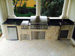 outdoor kitchen island custom outdoor kitchen island with dcs bgb grill and side