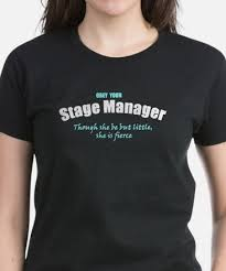 gifts for stage manager unique stage manager gift ideas cafepress