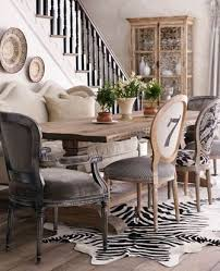 Best INT DSGN  Dining Images On Pinterest Country French - Animal print dining room chairs