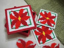 free plastic canvas coaster patterns google search crochet