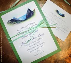 mountain wedding invitations mountain wedding invitations mountain wedding invitations for
