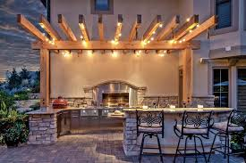 Kitchen Lighting Design Guidelines by Splendid Outdoor Kitchen Design Guidelines Patio Traditional With