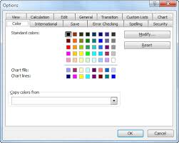 colour themes for excel add custom colors in excel 2010 super user