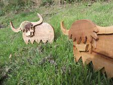 cows garden statues lawn ornaments ebay