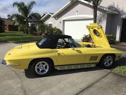 1967 corvette restomod for sale 1967 corvette restomod convertible for sale photos technical