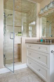how to install shower stall with traditional bathroom and