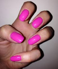 new jessica geleration colour pink shockwave jessicanails nails