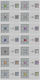 Map Crafting Recipe Glass Shards Mod 1 12 2 1 11 2 For Minecraft Mc Mod Net