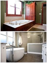 master bathroom renovation elk river mn franklin builders