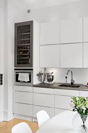 appliances cooler drawers kitchen all white kitchen modern white