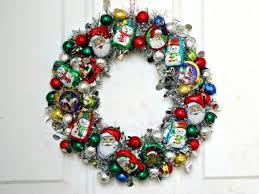 candy wreath make a christmas candy wreath dollar store crafts
