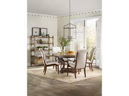 hooker furniture archivist formal dining room group baer u0027s