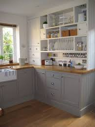 interior design for kitchen images cupboard small retro kitchen interior idea with white apron sink