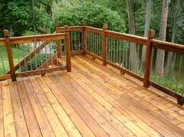 deck cleaning in goshen in