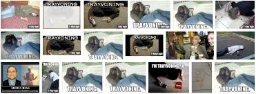 Trayvoning Meme - trayvoning the latest internet meme outrage naked politics