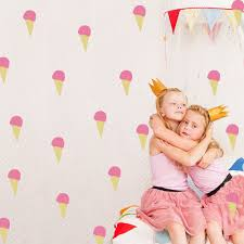 aliexpress com buy diy ice cream wall stickers decals kids aliexpress com buy diy ice cream wall stickers decals kids children room home decoration vinyl wall art stickers 660723 from reliable sticker decor