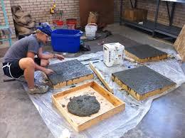 concrete designs of nashville glass steel dining table loversiq