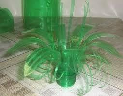 Diy Plastic Bottle Vase Creative Diy Plastic Bottle Flower