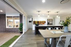 Display Homes Interior by Fernbank 266 Model Homes In Toowoomba G J Gardner Homes