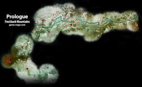 Maps Lyrics Frostback Mountains Prologue Dragon Age Inquisition Game Maps Com