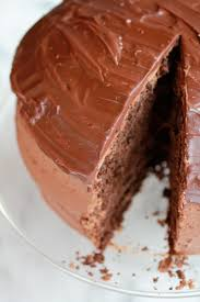 chocolate lovers chocolate cake half baked harvest