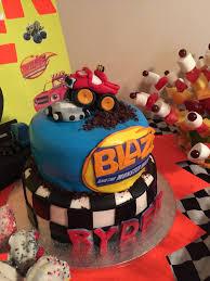 blaze the monster truck 3rd birthday cake ideas 100019 ide