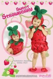 Strawberry Baby Halloween Costume Cutest Halloween Costumes Tri Babies Etsy