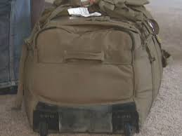 bag fee united soldier headed home from deployment says united airlines charged