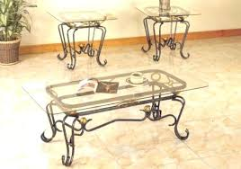 small wrought iron table wrought iron end tables chilliwackwater com