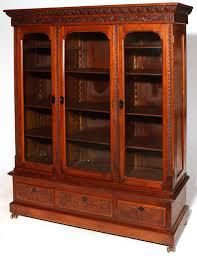 Dr Bookcase Forsythes U0027 Auctions Llc Cincinnati Auctions