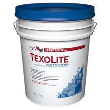 Sand Textured Ceiling Paint by Sheetrock Brand Texolite 5 Gal Wall And Ceiling Texture Paint