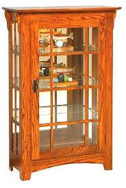 Wall Curio Cabinet With Glass Doors Small Curio Cabinet Small Curio Cabinets With Glass Doors Small