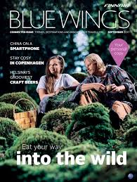 Blue Wings Connected Issue September 2017 By Finnair Bluewings Issuu