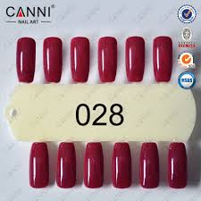 30917j wholesale nail art beauty canni 7 3ml cherry red color