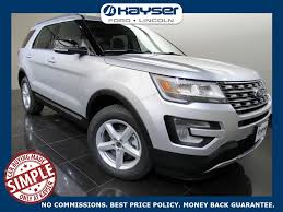 Ford Explorer Body Styles - new vehicle lease and finance offers in madison wi kayser ford