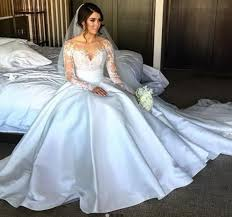 wedding dresses sale 2018 charming new lace split wedding dresses with detachable