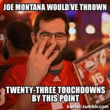 Montana Meme - chuck is a fan of montana stains football meme superbowl