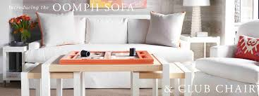 furniture room u0026board oomph furniture sleek modern furniture