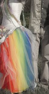 tie dye wedding dress rainbow colored wedding dresses pictures ideas guide to buying