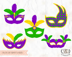 mardi gras mask and mardi gras mask carnival svg png eps dxf pdf for cricut cameo