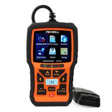 lexus rx400h check engine light nt301 eobd obd2 car scanner diagnostic fault code reader scan tool