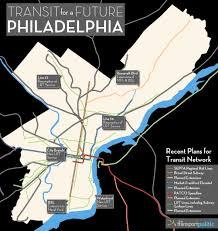 Septa Rail Map Transit For A Future Philadelphia The Transport Politic