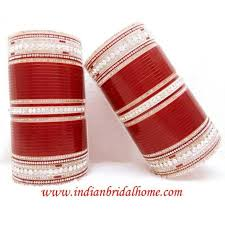 Wedding Chura Online 7 Best Punjabi Chura Images On Pinterest Bangles Indian Bangles