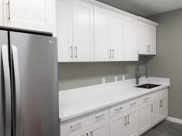 black shaker style kitchen cabinets cabinets white shaker galaxy cabinetry