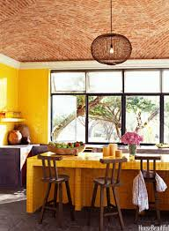 Yellow Kitchen Paint by Happy Kitchen Ideas Bright Kitchens