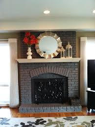 best 25 brick fireplace decor ideas on pinterest fire place