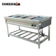 china free standing buffet electric food warmer bain marie price